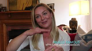 Elisabeth Röhm on Sam Waterston, David O Russell, fans, stalkers