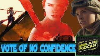 Is Rey a Mary Sue? Debating Rey - Vote of No Confidence