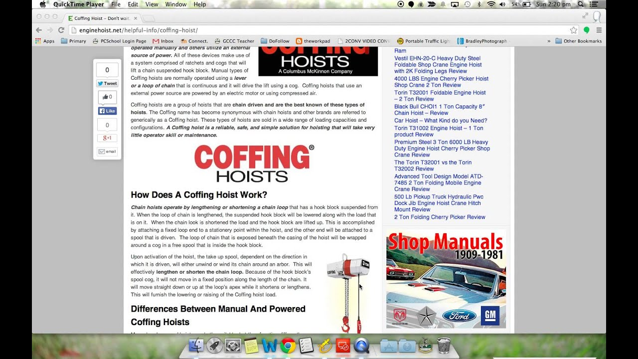 What is a coffing hoist? engine hoist net youtube on coffing hoist wiring diagram wiring diagram for a coffing hoist Boat Trailer Winch Wiring Diagram