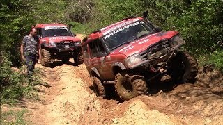 Land Rover Discovery Td5'S   **Off Road 4x4 Challenge**