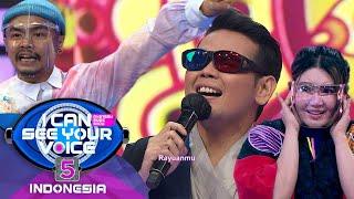 Download lagu Via Vallen Menyesal Banget, Ternyata Entertainer Adalah Sam KDI - I Can See Your Voice Indonesia 5