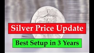 Silver Price Update - October 9, 2019 + Best Silver Setup in 3 Years