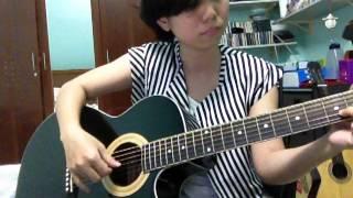 Chơi vơi tôi ru tôi guitar cover