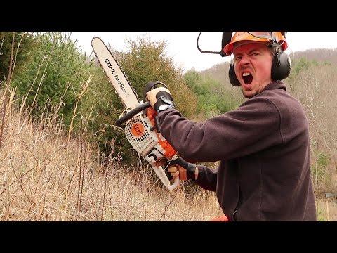 Cedar Chainsaw Massacre! - Preventing Cedar Apple Rust