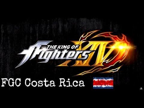 FGC Costa Rica KOF XIV - Weekly Stream pre ver2.0 - 1 Part