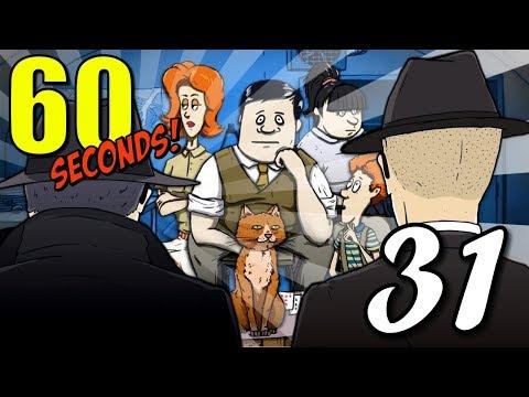 Zachráněn vládní AGENTUROU? ? 60 Seconds + suitcase DLC E31