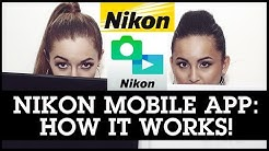 Nikon Wireless Mobile Utility App: What It Does + How It Works!
