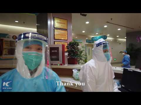Wuhan Today: Inside hospital for coronavirus