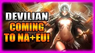 Devilian is Getting Localized for North America and Europe!