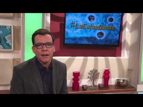 Daniel Uzcátegui en el aniversario de Noticias24 Carabobo