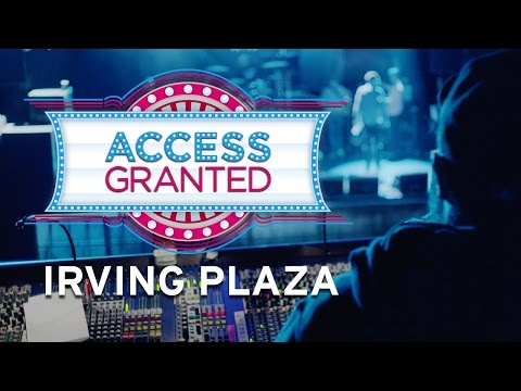 Rock and Roll Alive & Well in NYC at Irving Plaza (Access Granted)