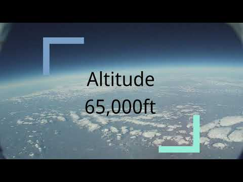 High Altitude Balloon Project - 2021
