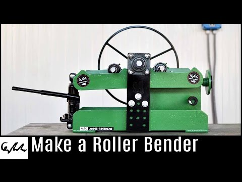 Homemade Roller Bender