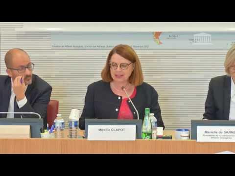 Commission des Affaires étrangères: Examen de divers projets de loi