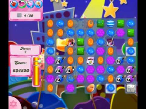 Candy Crush Saga Level 2532 - NO BOOSTERS