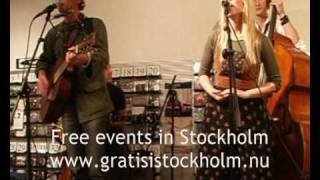 Bo Sundström & Frida Öhrn - Det Är Vackrast När Det Skymmer, Live at Bengans Stockholm 1(5)