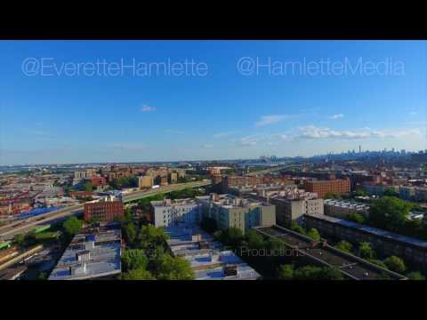 Drone Shots the Bronx, NY | DJI Phantom 4 | A Stylish Ev Production