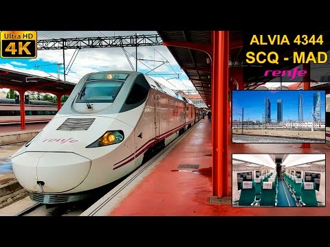 TRAIN EXPERIENCE | Santiago - Madrid | Business Class | RENFE ALVIA