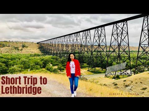 Lethbridge I Alberta Canada