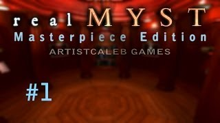 realMyst: Masterpiece Edition gameplay 1