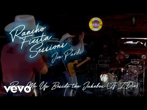 Смотреть клип Jon Pardi - Prop Me Up Beside The Jukebox