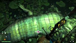 far cry 4 crocodile alligator hunting locations crocs 101 where have you been mr croc