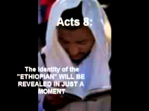 Physical Appearance of the True Hebrew Israelites