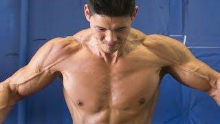 Monster Shoulder Workout