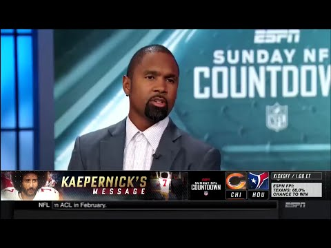 Charles Woodson disagrees with Dilfer as he had this to say.