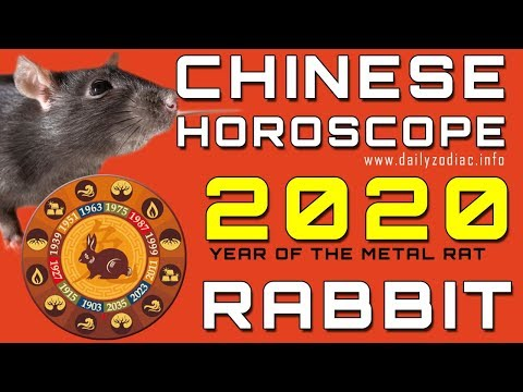 Rabbit Horoscope 2020 Chinese Predictions