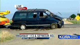 CHP: 2 Dead In Sutter County Crash