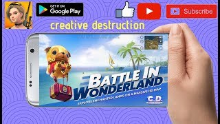 how to download fortnite clone (creative destruction) in any android device for free