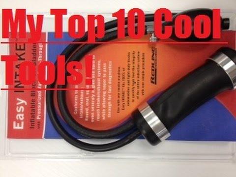 My Top Ten Cool Tools!