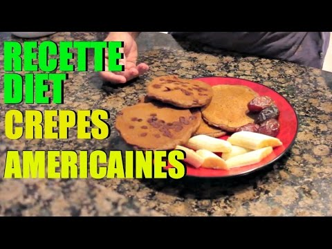 recette-diet:-crepes-americaines