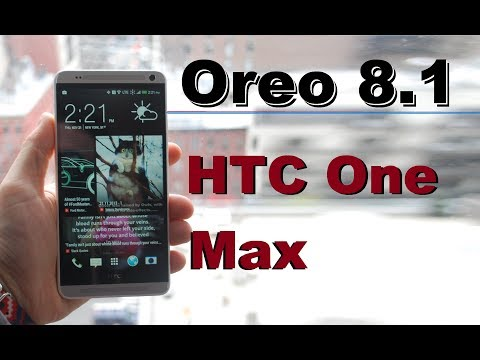 How to Update Android Oreo 8.1 in HTC One Max (Lineage OS 15.1 Stable ROM)