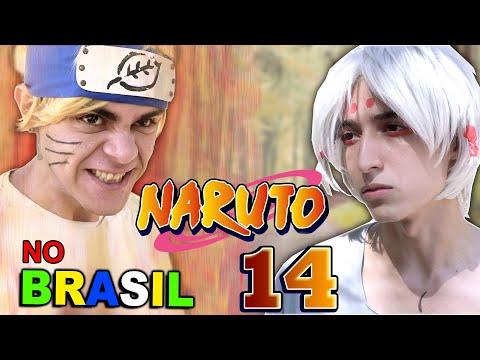 NARUTO NO BRASIL 14