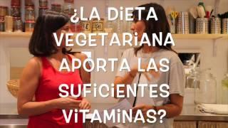 Dieta Vegetariana con Ana Moreno y María Talavera