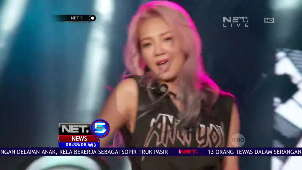 Hyoyeon Snsd Lakukan Gladi Resik Countdown Asian Games  Net Official Net News
