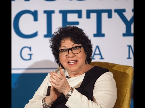 In Conversation: Justice Sonia Sotomayor and Abigail Golden-Vazquez