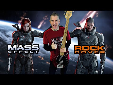 Mass Effect Theme (Rock Cover)