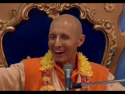 Шримад Бхагаватам 1.8.31 - Бхакти Ананта Кришна Госвами