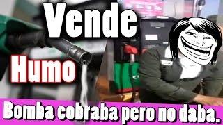 Graban fraude de gasolinera en Edomex; bomba cobra sin despachar combustible – Mexico Nezahualcóyotl