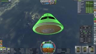 Kerbal Space Program - Part Dev 04 - Heatshields in RO