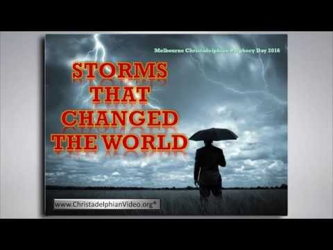 Storms that Changed the World