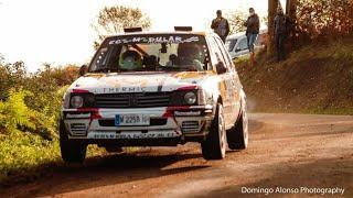 Resumen Manuel Mora-Ivan Bajo Peugeot 205 | Rally Princesa de Asturias 2020 | CMSVideo