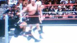 Cyber Sunday Undertaker vs Big Show Part 2/4