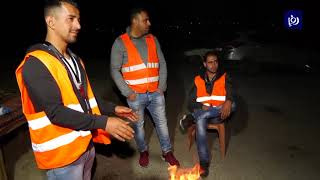 فلسطين .. لجان الطوارئ تستنفر في وجه فيروس كورونا (17/4/2020)