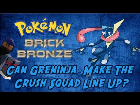 New Hidden Ability Crush Squad Member - Pokemon Brick Bronze