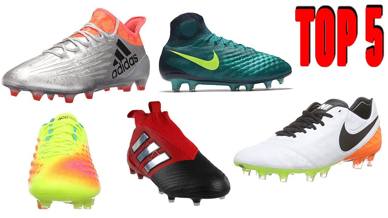 f9a63d871db Best Soccer Cleats for Midfielders 2018 - YouTube