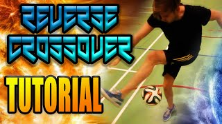 Alternating Reverse Crossover Tutorial | Football Freestyle